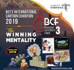 WINNERS OF of BCF3 International Cartoons Exhibition / Indonesia 2019