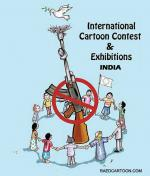 International Cartoon Contest & Exhibition / India 2019