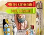 Olense Kartoenale/ Belgium 2021