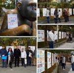 Opening exhibition of 4th International Contest Animal Cartoon 2019 in Belgrade