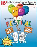 Winners of the 16th Caratinga Humor Salon / Brazil 2021