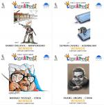 Winners Of The First Annual Cartoon & Satirical Portrait Competition /Egypt,2020