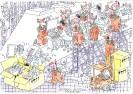 Finalist cartoons of The Forth International Productivity Cartoon Festival,/Iran 2014