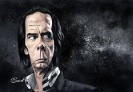 Gallery of Caricature-Theme Nick Cave