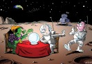 Gallery of Space & Astronaut International Cartoon Exhibition 2016