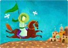 The Exhibition of Illustration by Tahereh Shamsi Iran (9)
