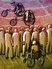 The Exhibition About Multiple Sclerosis (Ms)National Cartoon Contest-Iran 2014